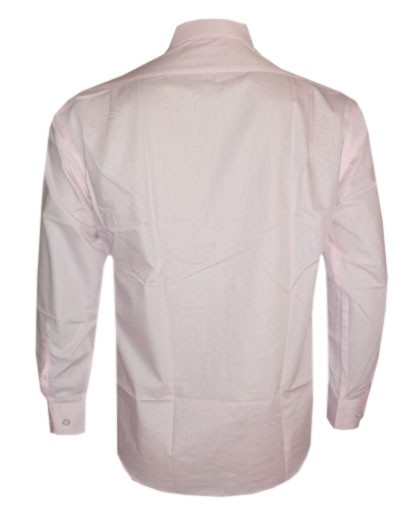 Camisa Social Hugo Boss Rosa Claro HB68  - ACKIMPORTS