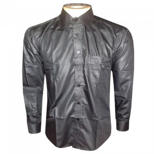 Camisa social Hugo Boss Preta HB67  - ACKIMPORTS