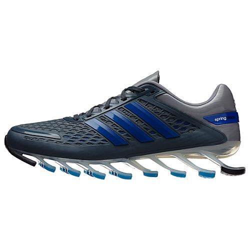 Adidas Springblade Razor - Azul Escuro e Cinza  - ACKIMPORTS