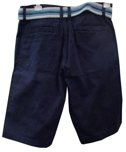 Bermuda Jeans Sergio K Azul Marinho Ref KKP  - ACKIMPORTS