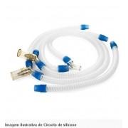 Circuito para ventilador respirador universal  infantil
