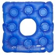 Almofada em gel quadrada com orificio