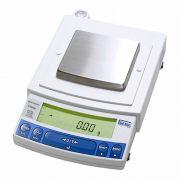 Balança semi-analítica digital capacidade 6200g x 0,01g, SHIMADZU