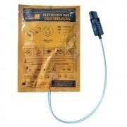 Eletrodo para desfibrilador LIFE 400 CMOS DRAKE F7988W/CM