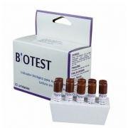 Indicador Biológico para testes de esterilizacao em autoclaves com 50 unidades