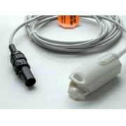 Sensor para oximetro DIXTAL adulto tipo clip