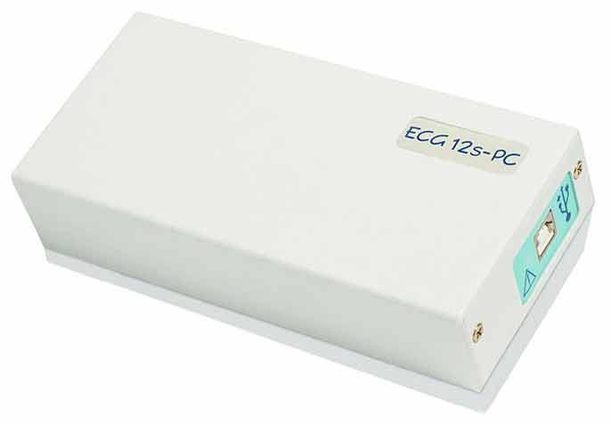 Eletrocardiógrafo ECG-PC HEARTFIX