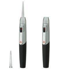 NOVA Lanterna diagnóstica heine miniC, com ponteira de fibra ótica