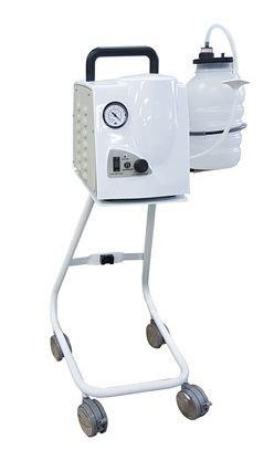 Aspirador cirúrgico com pedestal e rodizios 1001-VF
