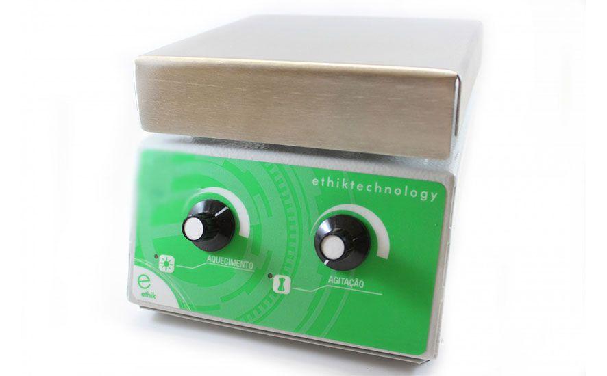 Agitador Magnetico com Aquecimento