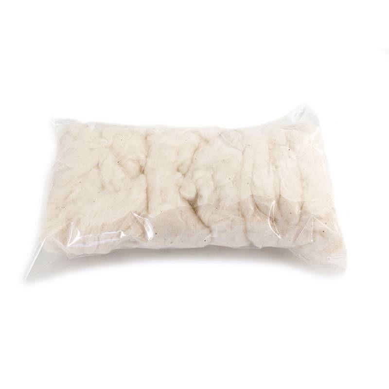 Algodão Hidrófobo impermeável 1 kg