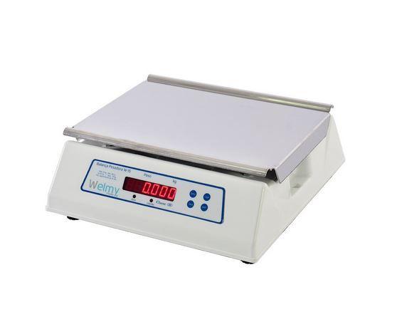 Balança pesadora digital  com saida para impressora