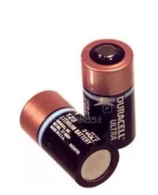 Bateria para desfibrilador zoll EAD,  com 10 unidades
