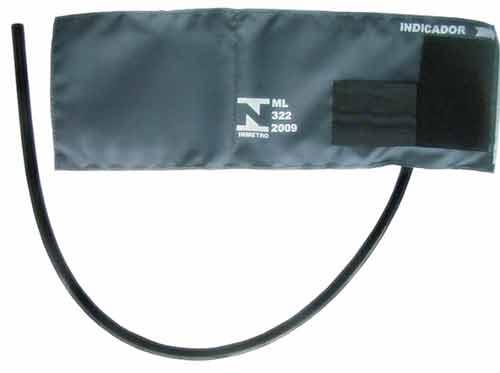 Braçadeira  uma via para pressão arterial, compatíveis com monitores PNI