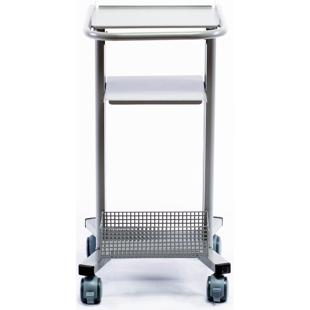 Carro para monitores e equipamentos médicos