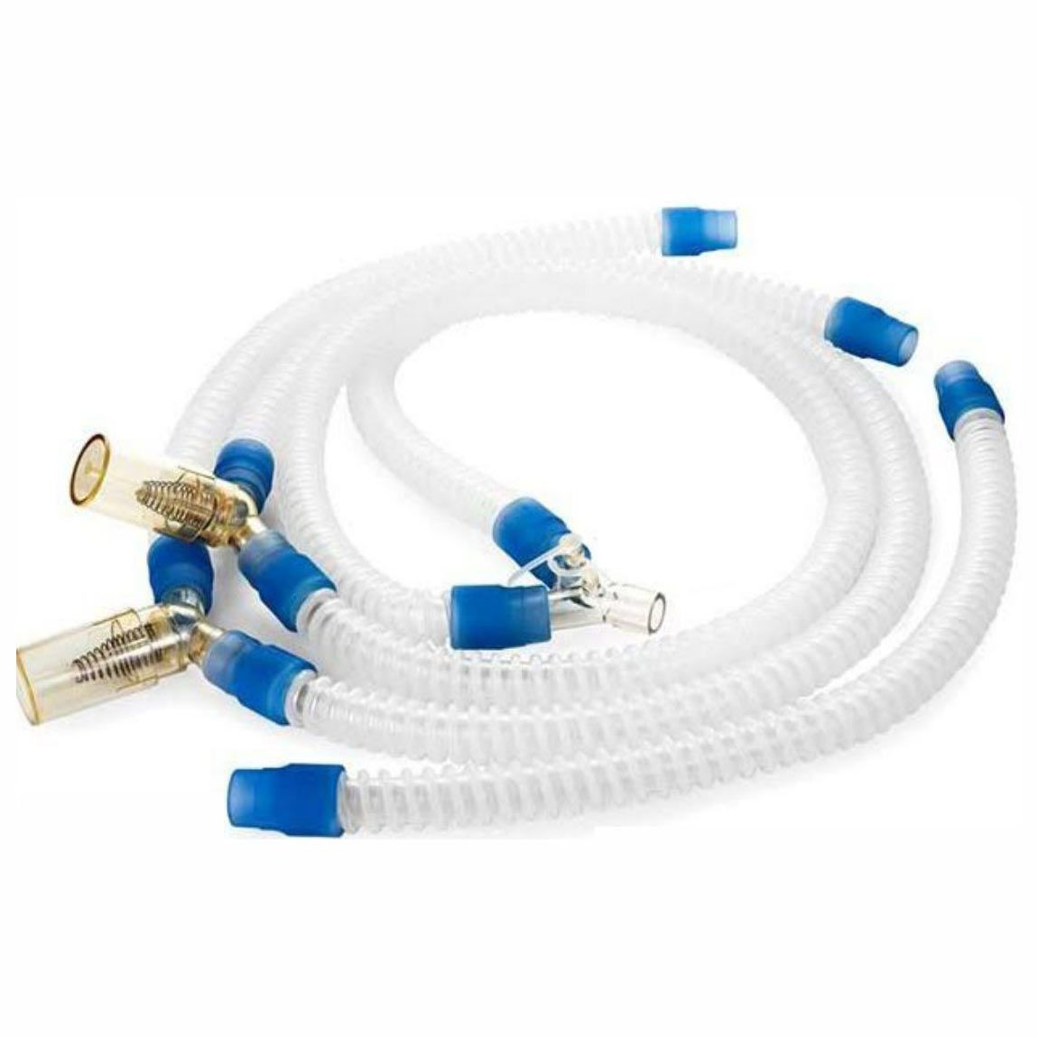 Circuito para ventilador/respirador universal em silicone autoclavavel