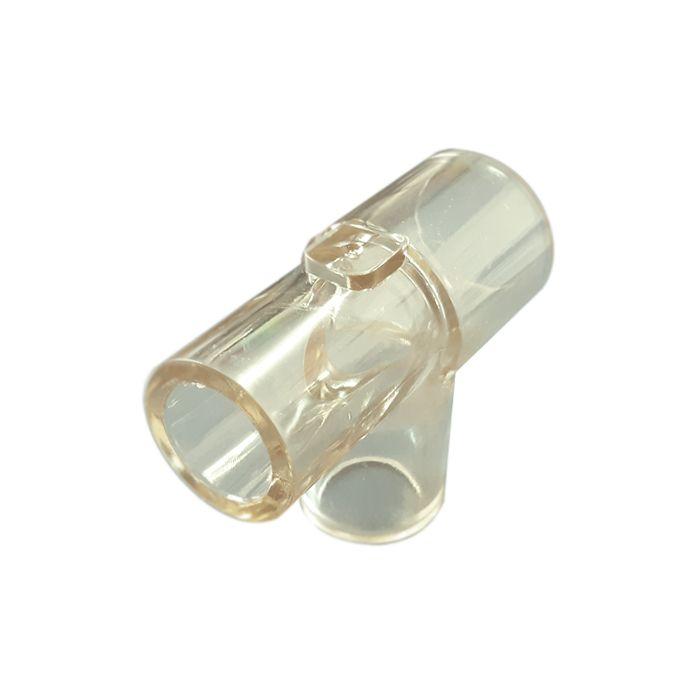 Conector T para circuitos de respiradores