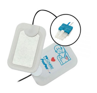 Eletrodo descartavel para desfibrilador INSTRAMED CARDIOMAX