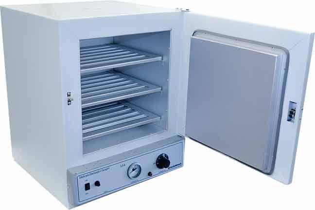 Estufa para secagem e esterilização analogica