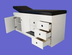 Mesa para Massagem com Gabinete