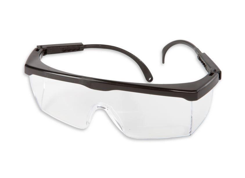 Óculos de Proteção e Segurança transparente