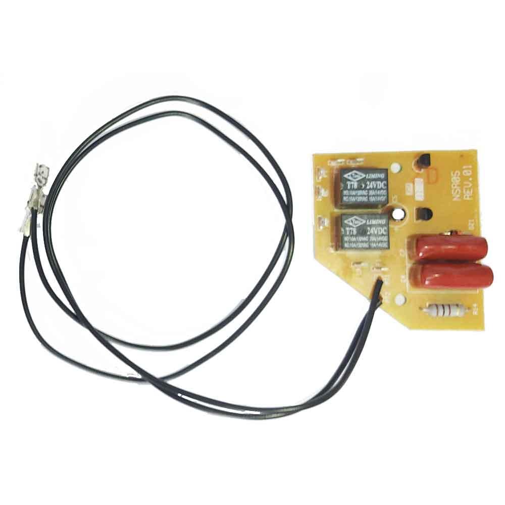 Placa de voltagem automática para aspirador Nevoni