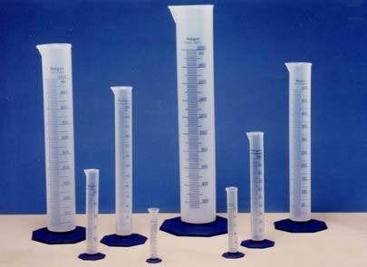 Proveta em polipropileno autoclavável