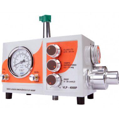 Ventilador Pulmonar Mecânico Pneumático