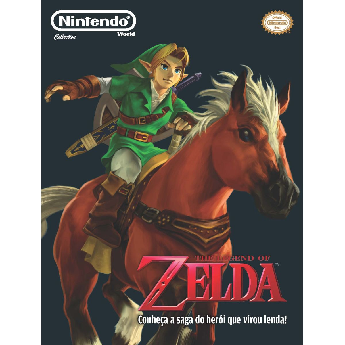Nintendo World Collection - Edição 05 - VERSÃO PARA DOWNLOAD  - Case Editorial