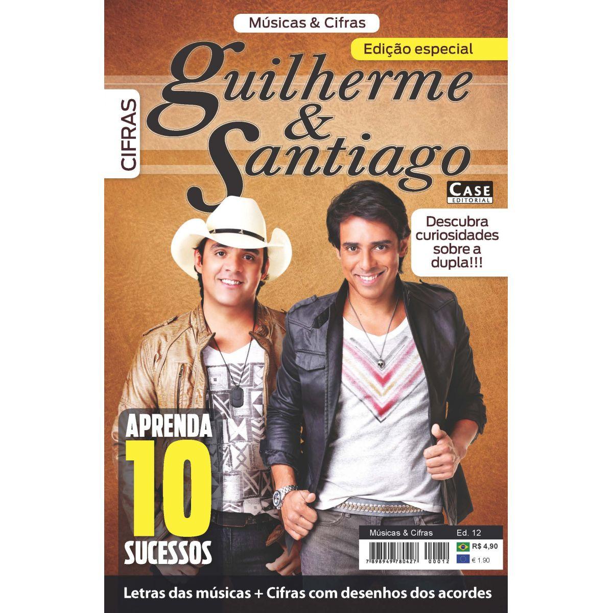 Músicas & Cifras - Edição 12  - Case Editorial