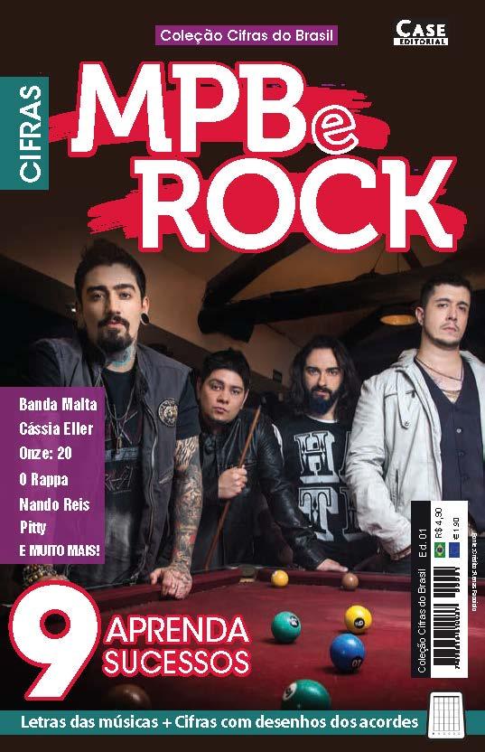 Coleção Cifras do Brasil - Edição 01  - Case Editorial