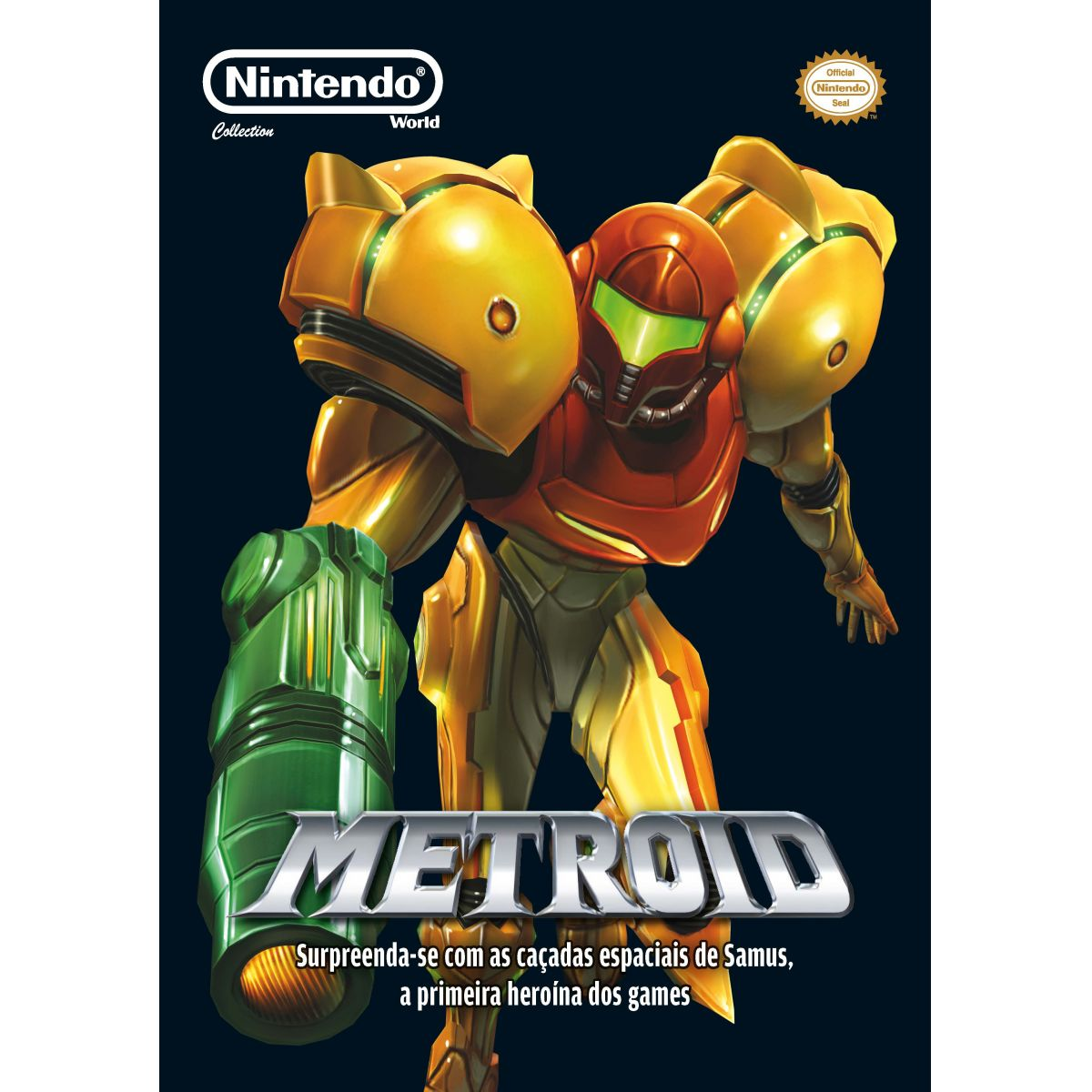 Nintendo World Collection - Edição 06 - VERSÃO PARA DOWNLOAD  - Case Editorial