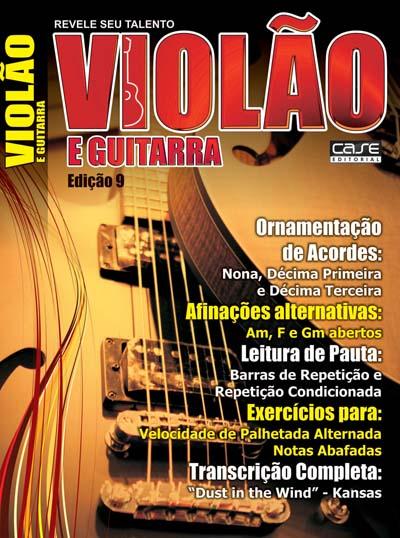 Revele Seu Talento Violão e Guitarra - Escolha sua Edição - VERSÃO PARA DOWNLOAD  - EdiCase Publicações