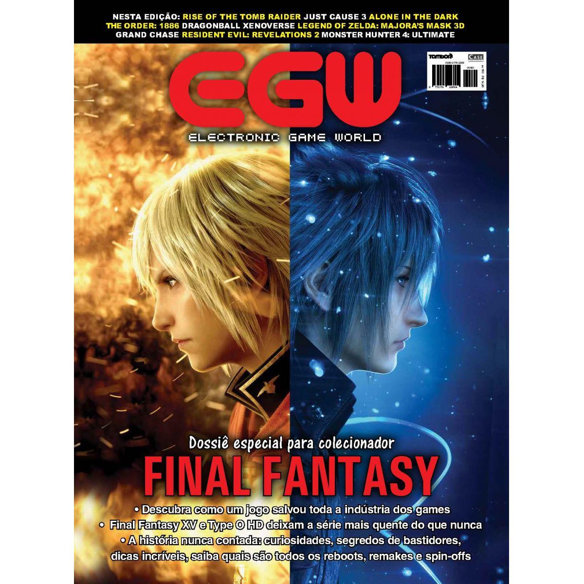Electronic Game World - Edição 160 - VERSÃO PARA DOWNLOAD  - EdiCase Publicações