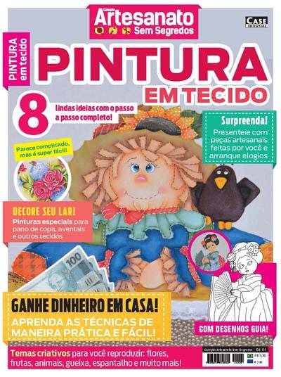 Coleção Artesanato Sem Segredos - Escolha sua Edição - VERSÃO PARA DOWNLOAD  - EdiCase Publicações