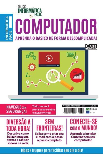 Coleção Informática Fácil - Edição 02  - Case Editorial