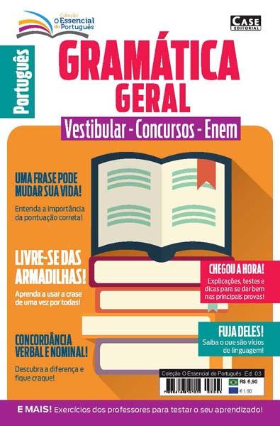 Coleção O Essencial do Português - Edição 03  - Case Editorial