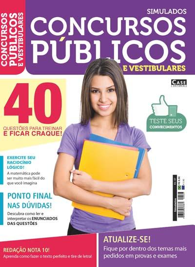 Simulados - Edição 07  - Case Editorial
