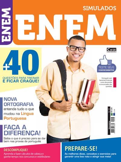 Simulados - Edição 08  - Case Editorial
