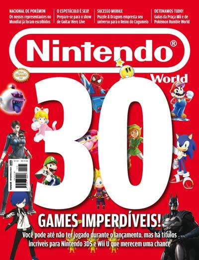 Nintendo World - Edição 191  - Case Editorial