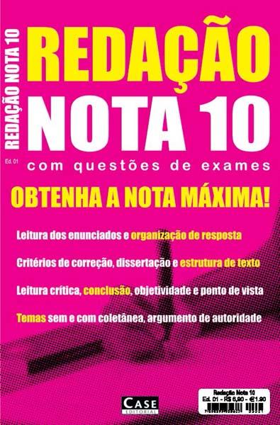 Seleção Redação - VERSÃO PARA DOWNLOAD  - Case Editorial