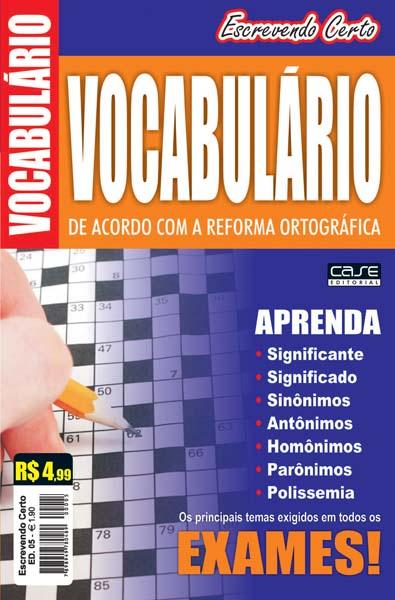 Escrevendo Certo - Coleção Completa - VERSÃO PARA DOWNLOAD  - Case Editorial
