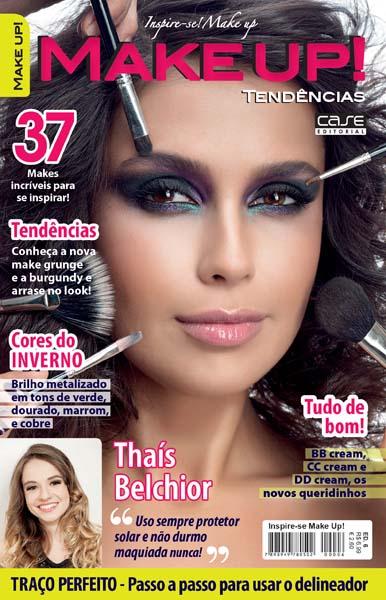 Inspire-se! Make Up - Edição 06 - VERSÃO PARA DOWNLOAD  - Case Editorial