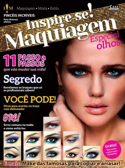Inspire-se! Maquiagem - Edição 02 - VERSÃO PARA DOWNLOAD  - Case Editorial