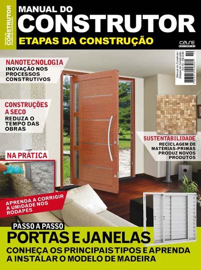 Manual do Construtor Etapas da Construção - Edição 10 - VERSÃO PARA DOWNLOAD  - EdiCase Publicações