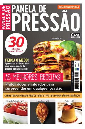 Delícias Rápidas - Edição 20  - Case Editorial