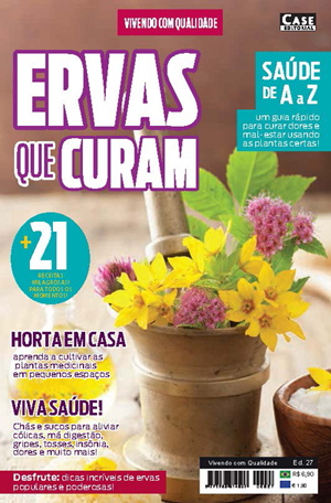 Vivendo com Qualidade - Edição 27  - Case Editorial