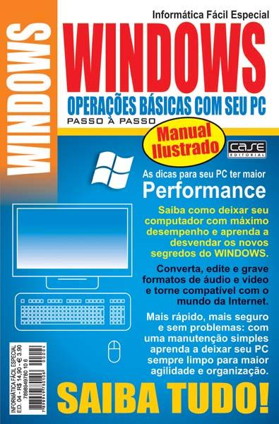 Informática Fácil Especial - Escolha sua Edição - VERSÃO PARA DOWNLOAD  - Case Editorial