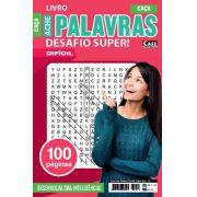 Livro Ache Palavras Desafio Super - Edição 13