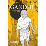 Uma Biografia em Mangá - Gandhi - Edição 01